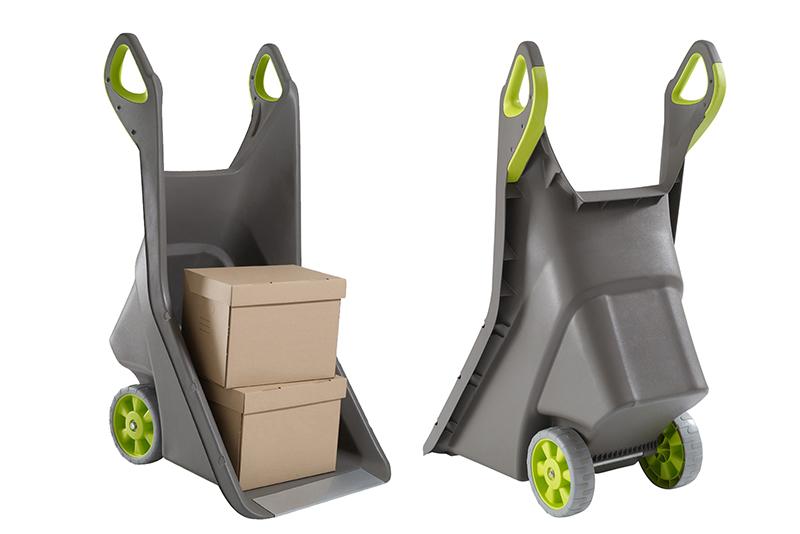 schubkarre 100 l keter realbarrow futterwagen garten transport rh store leitern schuttrohre. Black Bedroom Furniture Sets. Home Design Ideas